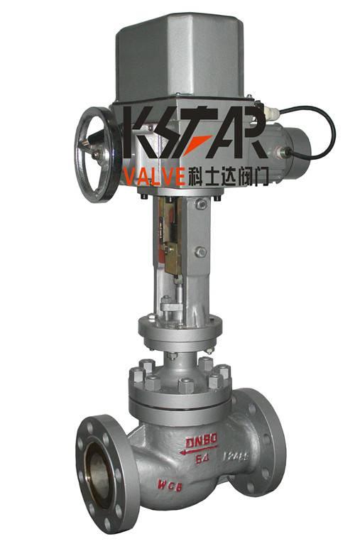 ZAZM电动套筒调节阀